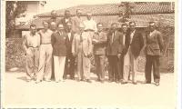 I Dirigenti della C.A.B. Piangipane (circa 1930)